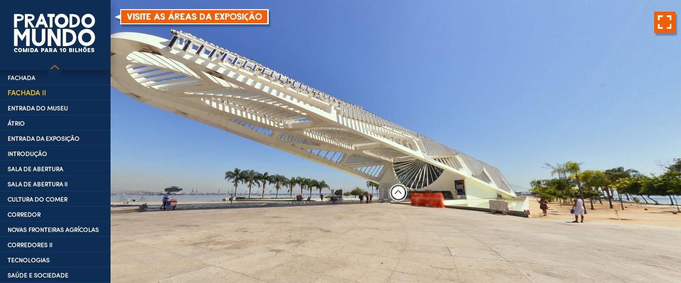 tour virtual museu do amanha